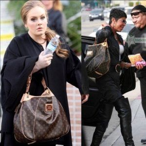 Authentic Louis Vuitton Shoulder Bag Galliera PM